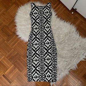 SUZY SHIER midi dress XS